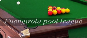 Fuengirola pool league